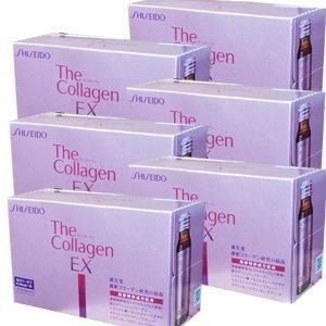【10本x6箱】 資生堂 ザコラーゲン EXドリンクV 50ml×10本x6箱 (4901872675722) B00O0SKH06