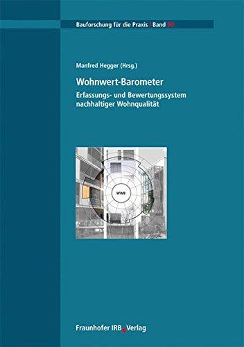 wohnwert-barometer-mit-cd-rom-erfassungs-und-bewertungssystem-nachhaltiger-wohnqualitt-bauforschung-fr-die-praxis