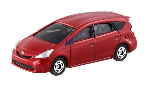 Toyota Prius Japan (Tomica No.086 Toyota Prius (box) Limited Color (japan import))