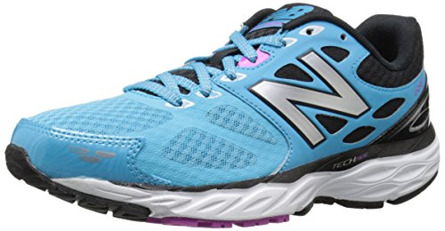 New Balance Women's W680V3 Running Shoe Bayside/Navy e3RGUewN