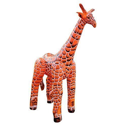Jet Creations Inflatable Giraffe Childrens product image
