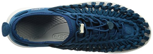 Keen Uneek O2 M, Zapatillas de Gimnasia Para Hombre Multicolor (Seaport/white)