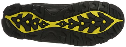 gelb Scarpe schwarz Alta 607417 Uomo Nero Conway Arrampicata Da wC85xq0