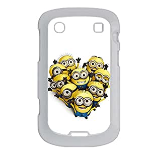 Generic Design Back Phone Case Print With Despicable Me For Blackberry Boldtouch 9900 Choose Design 5