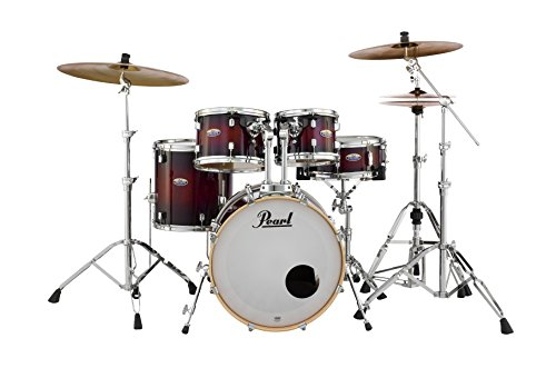 Pearl Decade DMP905P/C261 5 Piece Drum Shell Pack, Gloss ...