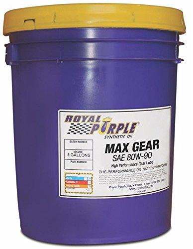 gear oil 80w90 synthetic - 3