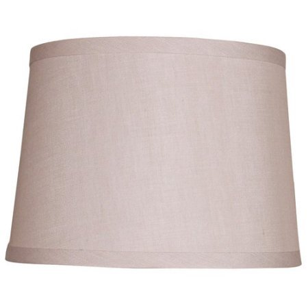 Better Homes and Gardens Textured Drum Shade, Oatmeal
