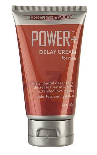 Power Plus Desensetizing Delay Cream by Power +