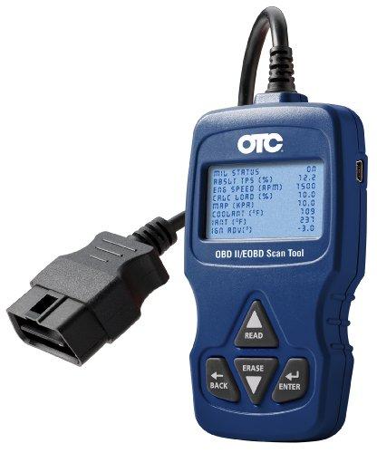 OTC (3109N) Trilingual OBD II/EOBD & CAN Scan Tool (Otc Obd Ii And Abs Scan Tool)
