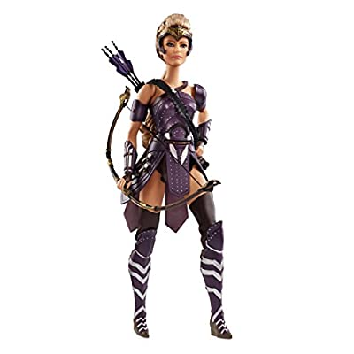 Barbie Wonder Woman Antiope Doll: Toys & Games