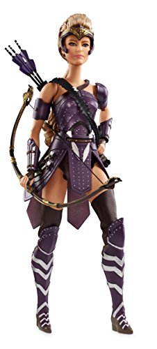 Barbie Wonder Woman Antiope Doll (Hero Super Barbie Movie)