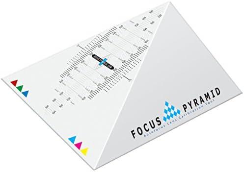 Pirámide de enfoque automático para la calibración de lentes de ...
