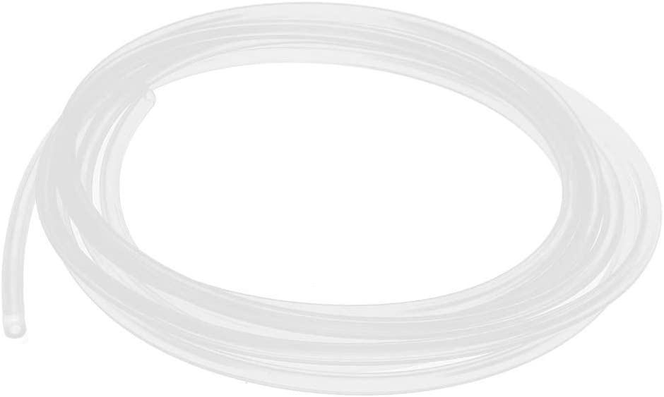 Transparent Flexible Silicone Tube 1mm X 2mm Od Food Grade Non-toxic Drink Water