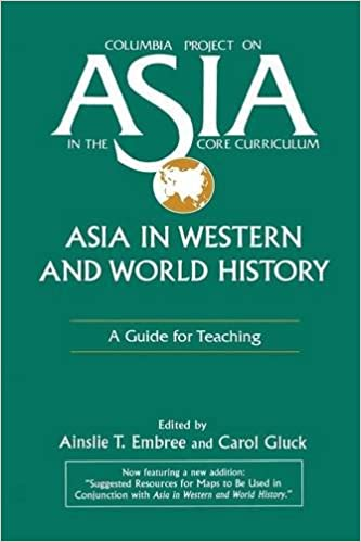 Asia in western and world history a guide for teaching columbia asia in western and world history a guide for teaching columbia project on asia in the core curriculum 1st edition gumiabroncs Images