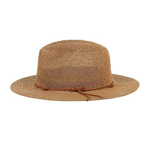 ANNEELB Oven Beach for Adjustable Jazz Fedora Cap Panama