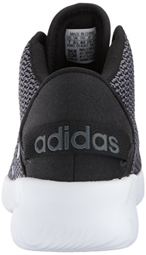 Mid Refresh Five Montantes Mid Black Refresh Homme CF Grey White Semi NEOCF Baskets adidas HqnFBB