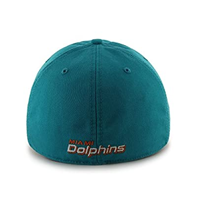 NFL Miami Dolphins Franchise Fitted Hat, XX-Large, Neptune