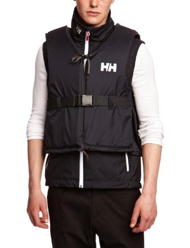 Helly Hansen Sport II–Chaleco Chaleco ayuda, azul marino, ébano, (Navy/Ebony)
