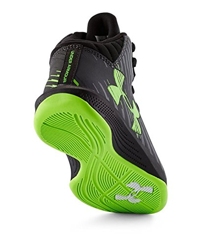 Under Armour Kinder Herren UA BPS Jet (Little Kid) Hypergrün