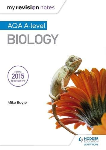 [B.e.s.t] My Revision Notes: Aqa a Level Biology PDF
