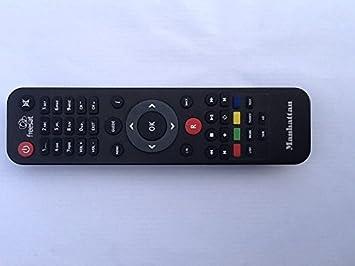 Manhattan Plaza HDR-S Freesat+HD Remote Control: Amazon co