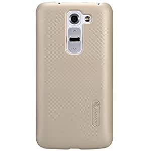 Sannysis(TM) 1PC High Quality Matte Frosted Cover Case + LCD Guard for LG G2 mini D618 (Gold)