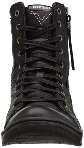 Diesel Mens Tatradium D-Valadium Fashion Boot Black dTwIPOb4g
