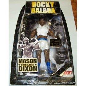 MASON DIXON ROCKY BALBOA SERIES 5/6 JAKKS BOXING (Rocky Balboa Ivan Drago)