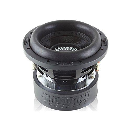 SA-8 V.3 D2 - Sundown Audio 8 500W RMS Dual 2-Ohm SA Series Subwoofer by Sundown Audio   B00WIWQDO0
