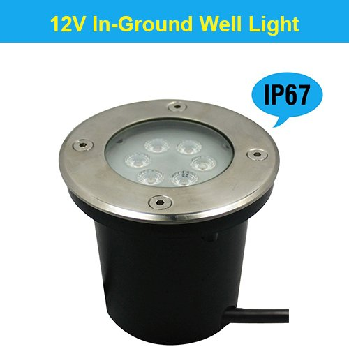 Outdoor Inground Lighting Fixtures in US - 5