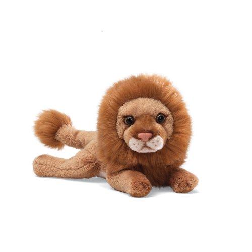 Gund Jungle - GUND Lion Beanbag 8