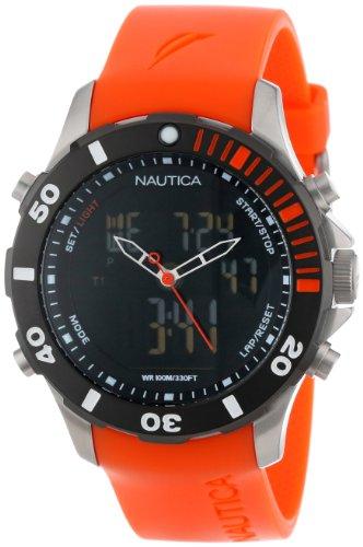 Nautica N18668G Classic Analog Enamel