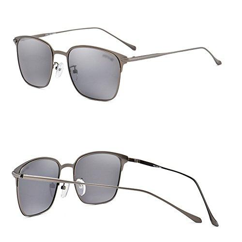 de hombre de polarizadas UV de Gafas Gafas protección A aviador de Color Gafas A SSSX para de Gafas neutrales sol conducción de deportivas sol Gafas Gafas sol de de sol sol tqwxgtXz47