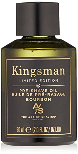 The Art of Shaving Kingsman Collection Pre-Shave Oil, 2 fl. oz.