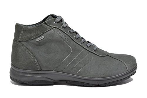 Igi&co Polacchini scarpe uomo grigio 87113