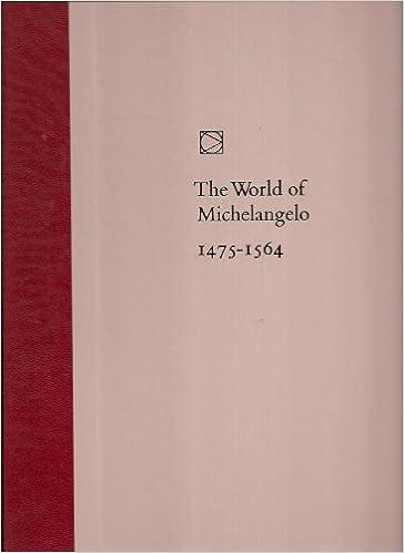 4 time life art books with slipcase world of michelangelo world of cezanne world of van gogh world of leonardo