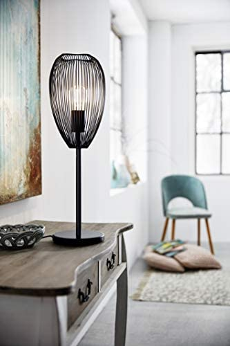 Clevedon Wire Cage Table Lamp 49144