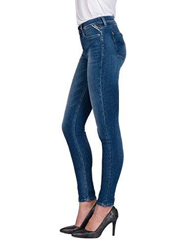 Mid Femme Blue Replay 9 Bleu Denim Joi Jean Skinny q1tWvXt