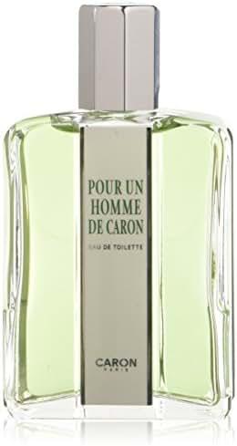 CARON PARIS Pour Un Homme De Caron Eau de Toilette Spray, 4.2 Fl Oz