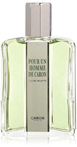 (CARON PARIS Pour Un Homme De Caron Eau de Toilette Spray, 4.2 Fl Oz)