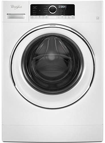 Whirlpool 2.3 Cu. Ft. White Compact Front Load Washer – WFW5090GW