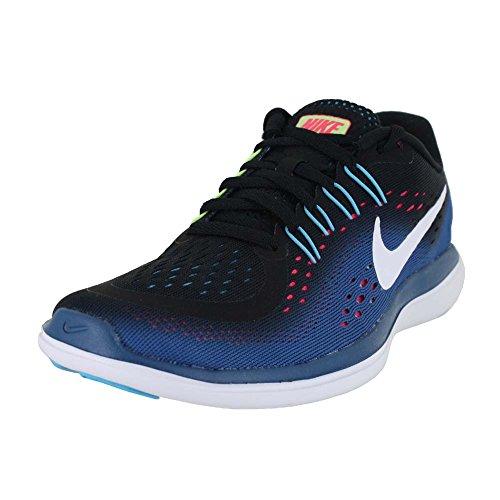 White Pink Indoor Free Blue Running Donna Black Scarpe Shoe Sportive Sense Women's Racer Nike RN pwx6Pnq