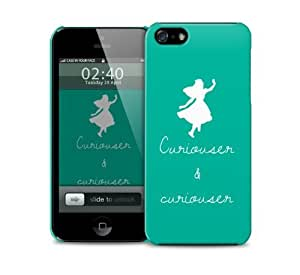 alice quote iPhone 5 / 5S protective case