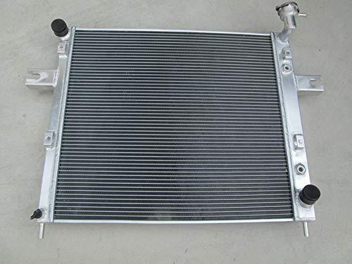 Aluminum radiator for JEEP GRAND CHEROKEE 4.7L V8 1999-2005 00 01 02 03 04 05 ()