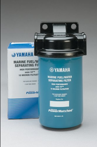 Yamaha Mini Marine Fuel Water Separating Filter Assembly