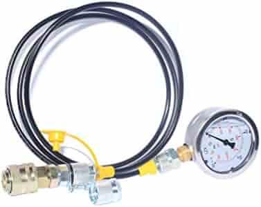 Shopping Zinga or XZT - Gauges - Hydraulic Equipment