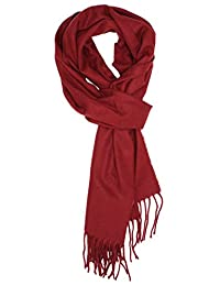 Ted and Jack - A Classic Staple Solid Cashmere Feel Scarf