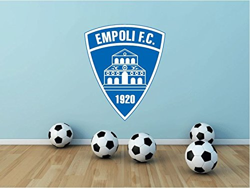 Empoli F.C. Italy Soccer Football Sport Art Wall Decor Sticker 25'' X 20'' by postteam
