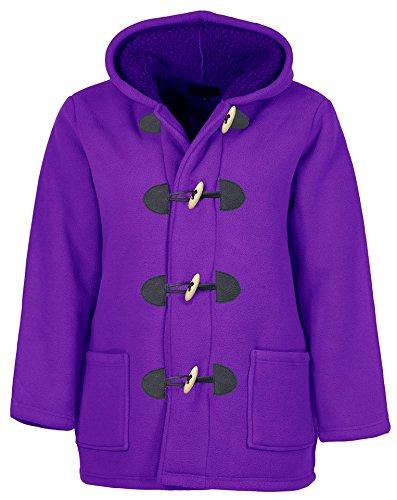 Finesse Damen Dufflecoat Damen Dufflecoat Winter Sherpa Fleece Dufflecoat Jacke Plus Größe auch erhältlich Größe 101214161820222426