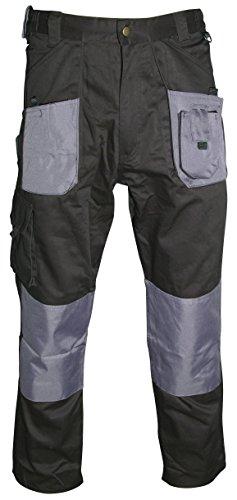 Largo Plancha Workman Pulgadas Blackrock Hombres 40 gris 7640340 De Negro Los gRp1X